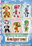 Serie Muñecos De Ganchillo. Muñecos De Ganchillo Amigurumi - Número 1 (Muñeco Ganchillo Amigurumi)