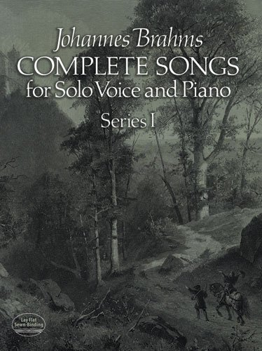 Complete Songs for Solo Voice and Piano, Series I (Dover Song Collections)