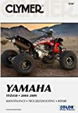 img - for Clymer Yamaha YFZ450, 2004-2009 (Clymer Color Wiring Diagrams) book / textbook / text book