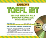 img - for TOEFL iBT Audio CD Package (Barrons How to Prepare for the TOEFL) by Pamela Sharpe Ph.D. (2006-04-01) book / textbook / text book