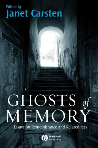 Ghosts Of Memory: Essays On Remembrance And Relatedness front-989809