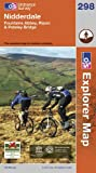 Ordnance Survey Nidderdale: Fountains Abbey, Ripon & Pateley Bridge (OS Explorer Map)