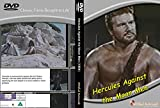 Hercules Against the Moon Men (1964) Standard DVD edition English dubs hddvdrevived.com