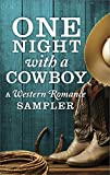img - for One Night with a Cowboy: A Western Romance Sampler: Once a Rancher\Untamed\One Night Charmer\Rustler's Moon\Home on the Ranch\Hard Rain (The Carsons of Mustang Creek) book / textbook / text book