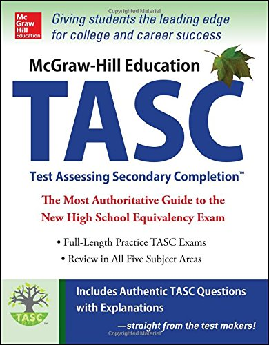 McGraw-Hill Education TASC: The Official Guide to the Test (Mcgraw Hill's Tasc) PDF