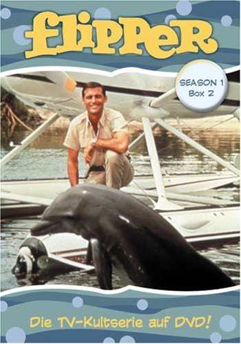 Flipper - Staffel 1, Box 2 [2 DVDs]