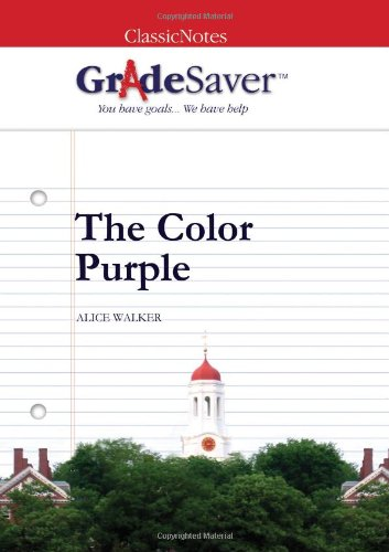 The color purple summary essay topics