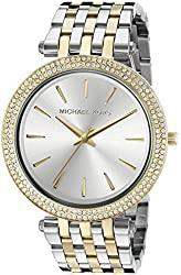 Michael Kors Women's Darci Two-Tone Bracelet Watch MK3215