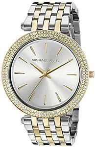 Michael Kors Women's Darci Two-Tone Bracelet Watch
