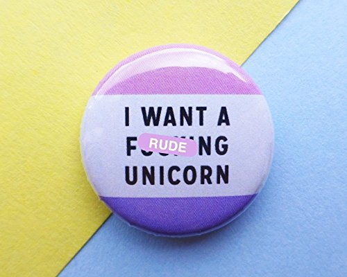 unicorn-badge-unicorn-pin-i-want-a-unicorn-button-badge-funny-badge-i-believe-in-unicorns-girl-gang-