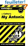 Cliffsnotes Cather's My Antonia