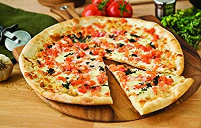 Ironwood Gourmet Acacia Wood Pizza Peel