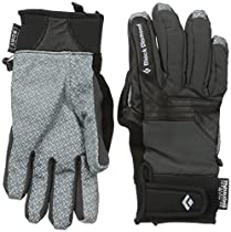 Black Diamond Arc Cold Weather Gloves, Black, Large