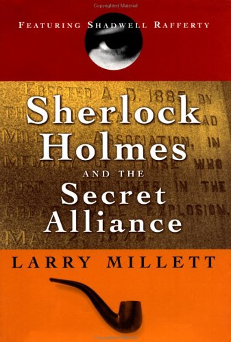 Sherlock Holmes and the Secret Alliance PDF