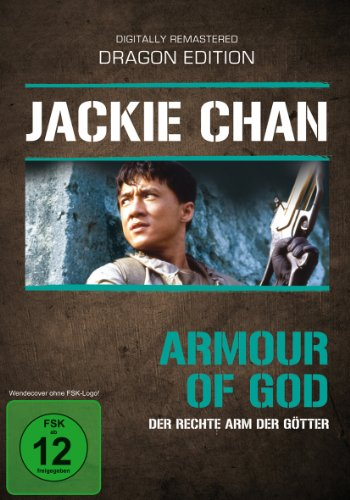 Armour of God - Der rechte Arm der Götter (Dragon Edition)