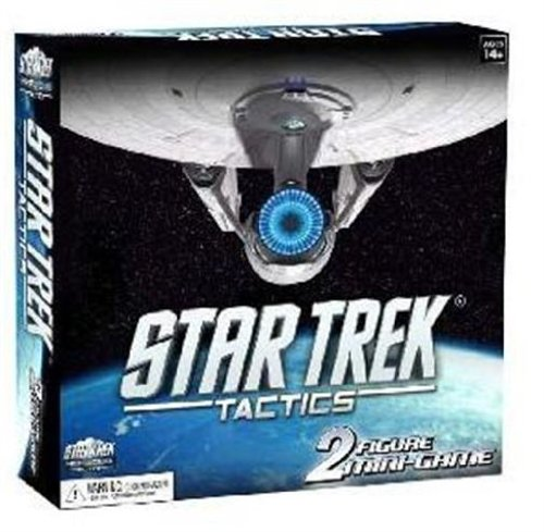 HeroClix - Star Trek Tactics - Mini Game