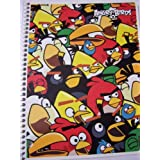 Angry Birds Spiral Notebook By Mead ~ Town Hall (College Ruled, 80 Sheets)