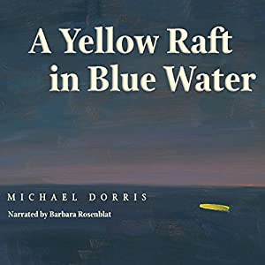 A Yellow Raft in Blue Water Hörbuch
