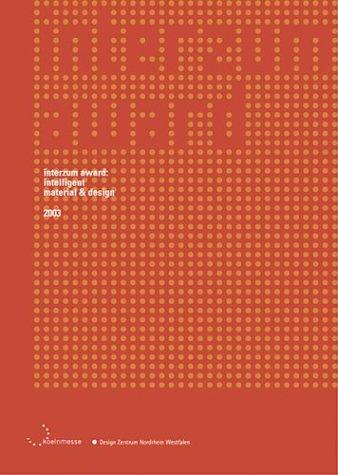 interzum award: intelligent material & design 2003