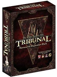 The Elder Scrolls 3: Tribunal - Morrowind Expansion Pack