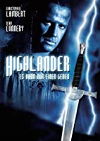 Highlander - Es kann nur einen geben