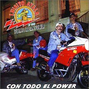 Puerto Rican Power - Con Todo El Power - Amazon.com Music