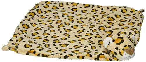 Angel Dear Blankie, Leopard Print