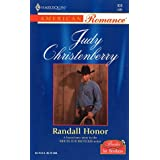 Randall Honorby Judy Christenberry