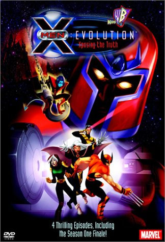 X-Men Evolution: Xposing the Truth [DVD] [2003] [Region 1] [US Import] [NTSC]