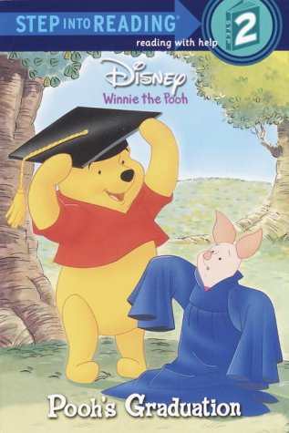 Pooh's Graduation (Step-Into-Reading, Step 2)