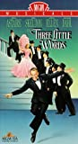 Three Little Words [VHS]