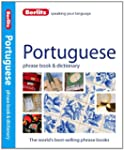Berlitz Portuguese Phrase Book and Di...
