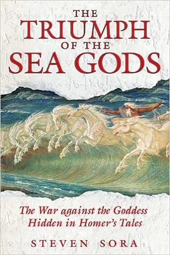 Steven Sora   Hidden Treasures and Secret Societies - Triumph of the Sea Gods powered by Inception Radio Network
