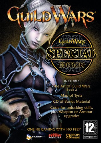 GUILD WARS - SPECIAL EDITION