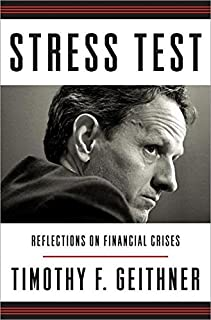 Book Cover: Stress Test -- Reflections on Financial Crises