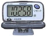 オムロン 歩数計 ヘルスカウンタ ステップス HJ-005-W ピュアホワイト