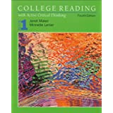 College Reading With Active Critical Thinking