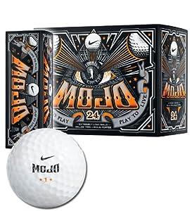 Nike Mojo 2-Dozen Golf Balls