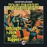 """Ich Jagte Jack the Rippervon """"John Sinclair"""""""