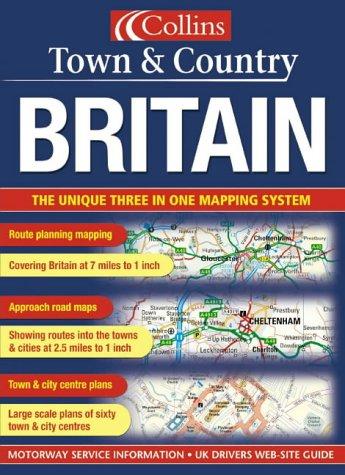 Britain (Town & Country Atlas) PDF