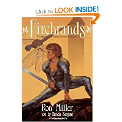 Firebrands: The Heroines of Science Fiction and Fantasy by Sargent