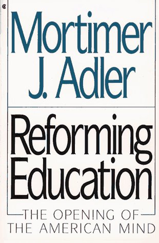 Reforming Education: The Opening of American Mind image