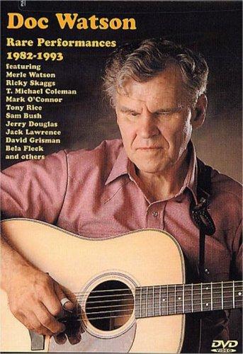 Doc Watson - Rare Performances : 1982-1993 [1995] [DVD]