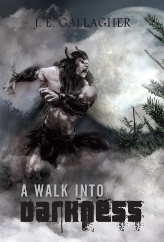 Book: A Walk Into Darkness by J.E. Gallagher