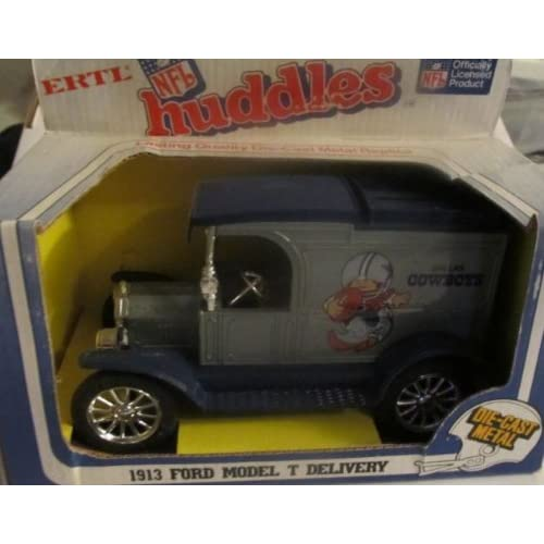 Nfl Toy Trucks : Dallas cowboys diecast ertl nfl huddles coin bank