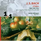J.S.バッハ:無伴奏チェロ組曲BWV 1006-1012(全6曲)(リコーダー版)(2CD) [Import] (CELLO SUITES)
