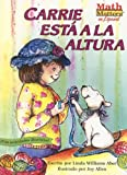 img - for Carrie Esta a la Altura (Math matters en espanol) (Spanish Edition) book / textbook / text book
