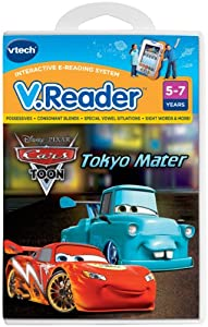 VTech - V.Reader Software -Disney's Cars