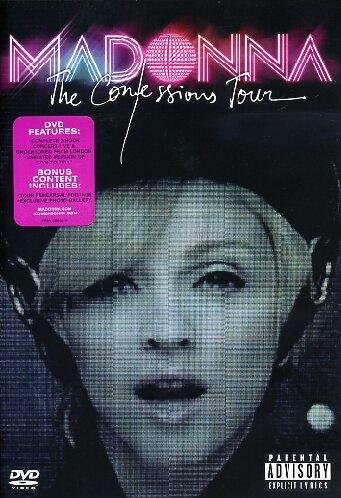 Madonna - Confessions Tour - DVD