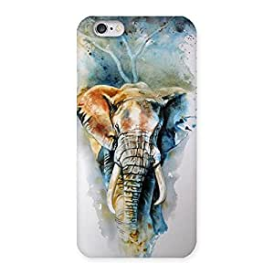 Special Elephant Art Back Case Cover for iPhone 6 6S